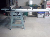 """Table saw: Delta 10"""""""