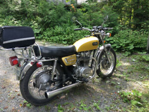 Yamaha XS-1B 650 1971 ***RARE*** and ready-to-ride classic