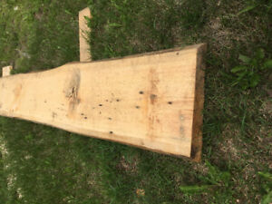 Live edge lumber wood furniture for sale