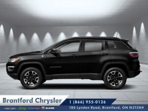 2018 Jeep Compass Trailhawk 4x4  - Navigation - $270.21 B/W
