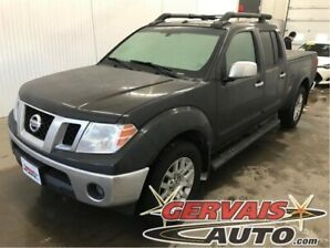 Nissan Frontier SL Crew 4x4 Cuir Toit Ouvrant MAGS 2012