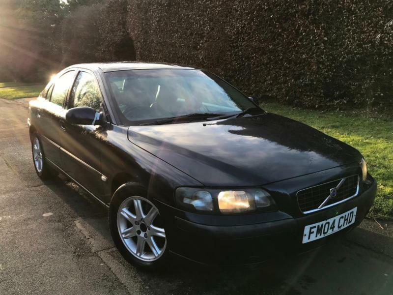 volvo s60 2 4 2004 d5 s diesel jan 2019 mot in reading berkshire gumtree. Black Bedroom Furniture Sets. Home Design Ideas