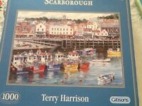Gibson jigsaw 1000 pc of Scarborough