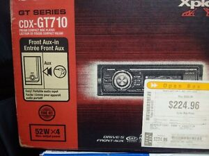Sony Car Stereo and variety of Car Speakers Kitchener / Waterloo Kitchener Area image 6