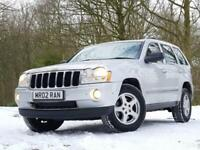 2009 09 Jeep Grand Cherokee 3.0CRD V6 auto Limited..HIGH SPEC..STUNNING !!
