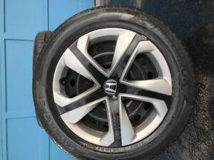 Honda 2017 Tires,Rims ,Hubcaps