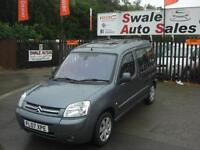 2007 CITROEN BERLINGO MULTISPACE DESIRE 1.6HDi, IDEAL FAMILY CAR