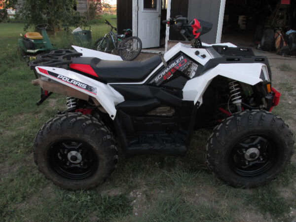 Used 2013 Polaris scrambler 850 ho xp