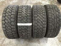 LT265/70R17 All Terrain 10 Ply Tires (Load Range E)