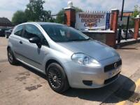 Fiat Punto 1.2 2008, low miles mot 16.03.2019, good runner cheap.