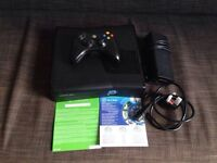 Xbox 360 S (4GB), controller, HDMI, Far Cry 4 (new), perfect working order