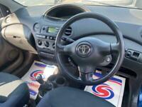 2005 Toyota Yaris 1.3 VVT-i Colour Collection 5dr Hatchback Petrol Manual