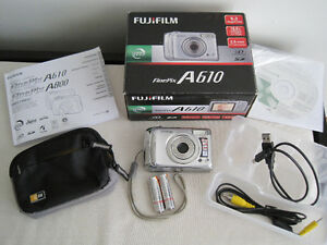 FUJI A610 6.3MegaPixel Digital Camera