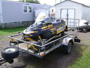 PARTING OUT 34 SLEDS!!!      ***2003 MXZ 600 H.O TWIN SKI-DOO***