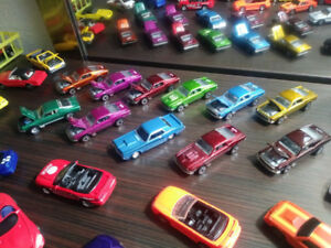 Hot Wheels and Matchbox Mustangs x 40 and Shelby Cobras x 10 RLs