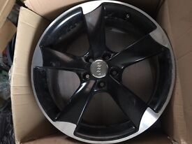 Audi RS3 wheel