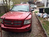 Selling 2010 dodge dakota