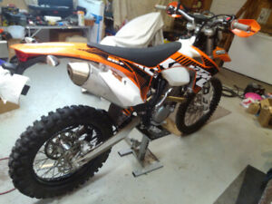 Mint Street Legal Ktm Exc 350 For Sale