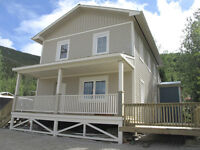 Dawson City New Three bedroom Home With Income Suite