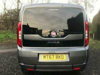 2017 Fiat Doblo 1.6 Multijet 95 Easy WHEELCHAIR ACCESSIBLE VEHICLE DISABLED MOBI