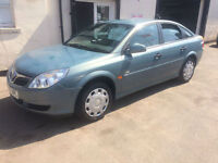 2007/07 Vauxhall Vectra 1.8i VVT Life 5dr h/b REDUCED SAVE £700 NOW £2295