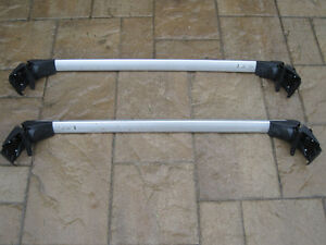Roof rack and rubber matts for VW