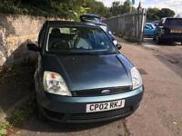 Ford Fiesta 1.3 2002.5MY LX