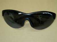 Harley motorcycly sunglasses + 7 laminated Harley display pics
