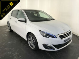 2014 PEUGEOT 308 FELINE E-HDI DIESEL 1 OWNER SERVICE HISTORY FINANCE PX WELCOME
