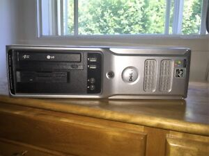 Dell Dimension C521 and monitor For Sale Gatineau Ottawa / Gatineau Area image 1