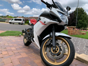 Fz6r xj6 lams approved 600 learners approved