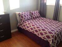 Fully furnished 4 bedroom house for rent in Peace River.