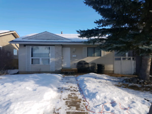 Two bedroom upper level of a house