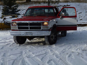 1993 Dodge Other Pickup Truck