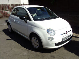 2013 (63) Fiat 500 1.2 POP 3 Door Hatchback Petrol Manual