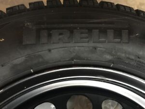 Pirelli  4 NEW tires and new rims for sale