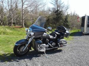 FOR SALE 2008 ROYAL STAR VENTURE MOTORCYCLE