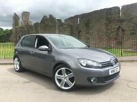 2011 Volkswagen Golf GT TDI 140BHP *FULL HEATED LEATHER - UPGRADE WHEELS - FSH*