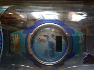 New! Disney Faries or Olaf Frozen watches Just reduced! Kitchener / Waterloo Kitchener Area image 3