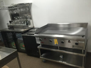 NEW INDUSTRIAL RESTAURANT EQUIPMENT @ USED PRICES!!