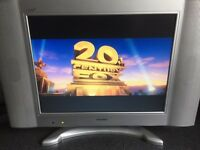 BUSH TV/DVD PLAYER//VGA LCD COMPUTER MONITOR
