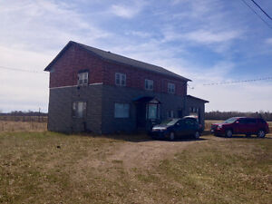 House and land for sale near Shawville Quebec