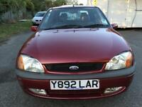 2001 Ford Fiesta 1.25 Freestyle 3dr