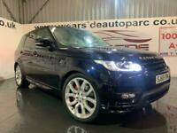 2015 Land Rover Range Rover Sport 3.0 SDV6 AUTOBIOGRAPHY DYNAMIC 5d 306 BHP Esta