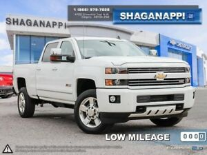 2016 Chevrolet Silverado 2500HD LTZ  - Leather Seats
