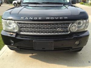 2006 Land Rover Range Rover special edition SUV, Crossover