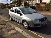 Ford Focus 5 Door Hatchback 2005 Excellent Runner