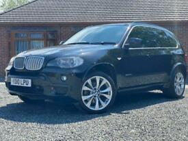 image for BMW X5 xDrive35d M Sport 5dr Auto [7 Seat] DIESEL AUTOMATIC 2010/10