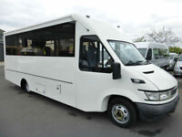 2007 IRIS.BUS IVECO DAILY 50 C14 WHEELCHAIR WELFARE, SUPERB ALROUND