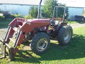 1996 CASE IH TRACTOR